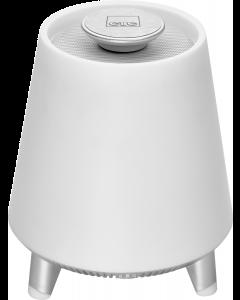 CTC Bluetooth Soundsystem mit Licht BSS 7002 anthrazit/silber