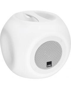CTC Bluetooth Soundsystem mit Licht BSS 7014 weiß