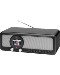 CTC Stereo-Internetradio IR 7004 BT schwarz