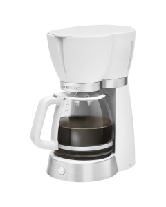 Clatronic Kaffeeautomat KA 3689 weiß