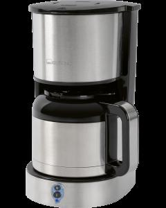 Clatronic Thermo-Kaffeeautomat KA 3756 Edelstahl/schwarz