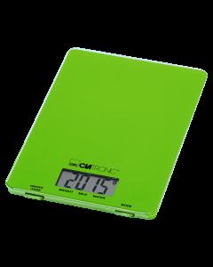 Clatronic Küchenwaage KW 3626  grün