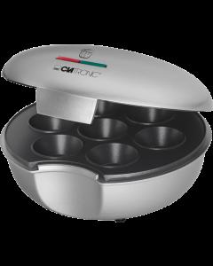 Clatronic Muffin-Maker MM 3496 silber
