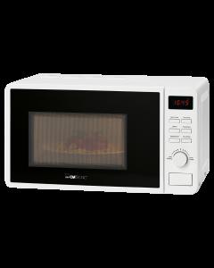 Clatronic Mikrowelle mit Grill MWG 793 weiß