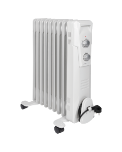 Clatronic Ölradiator RA 3736 weiß
