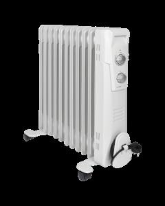 Clatronic Ölradiator RA 3737 weiß