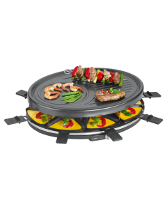 Clatronic Raclette-Grill RG 3517 schwarz