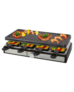 Clatronic Raclette-Grill RG 3757 schwarz