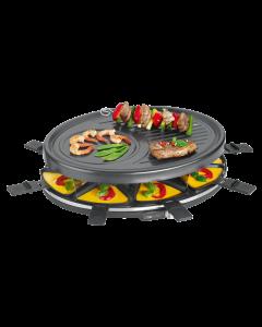 Clatronic Raclette-Grill RG 3776 schwarz