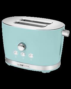 Clatronic Toaster 2 Scheiben TA 3690 mint-grün