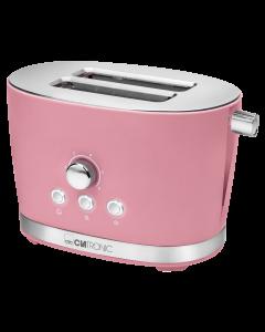Clatronic Toaster 2 Scheiben TA 3690 pink