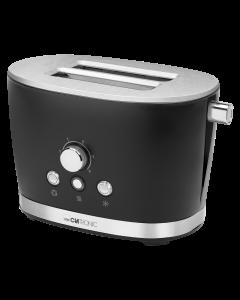 Clatronic Toaster 2 Scheiben TA 3690 schwarz