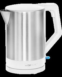 Clatronic Wasserkocher WKS 3692 weiß/edelstahl