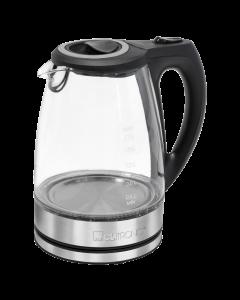 Clatronic Glas-Wasserkocher WKS 3744 G